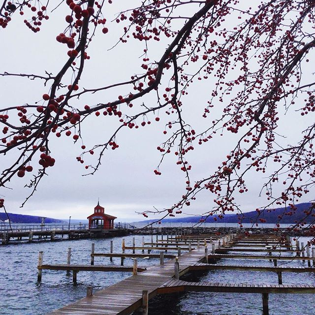 a chilly day on seneca lake ___________________________________